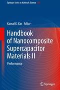 Handbook of Nanocomposite Supercapacitor Materials II