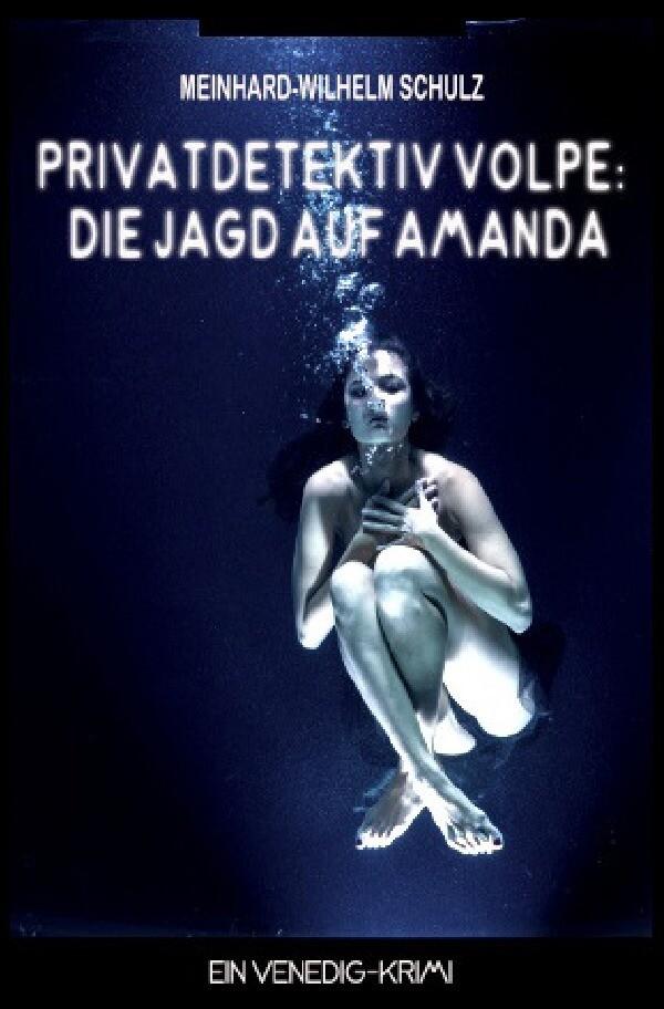 Privatdetektiv Volpe - Die Jagd auf Amanda als Buch (kartoniert)