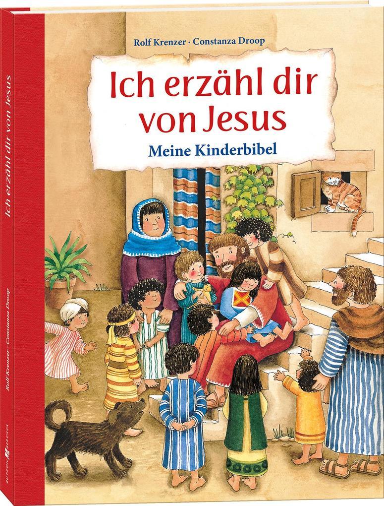 Ich erzähl dir von Jesus als Buch (gebunden)