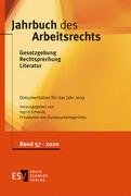 Jahrbuch des Arbeitsrechts. Bd. 57