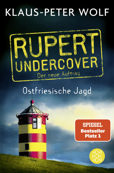 Rupert undercover - Ostfriesische Jagd als Taschenbuch