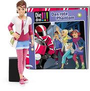 Tonie - Die drei !!!: Das rote Phantom