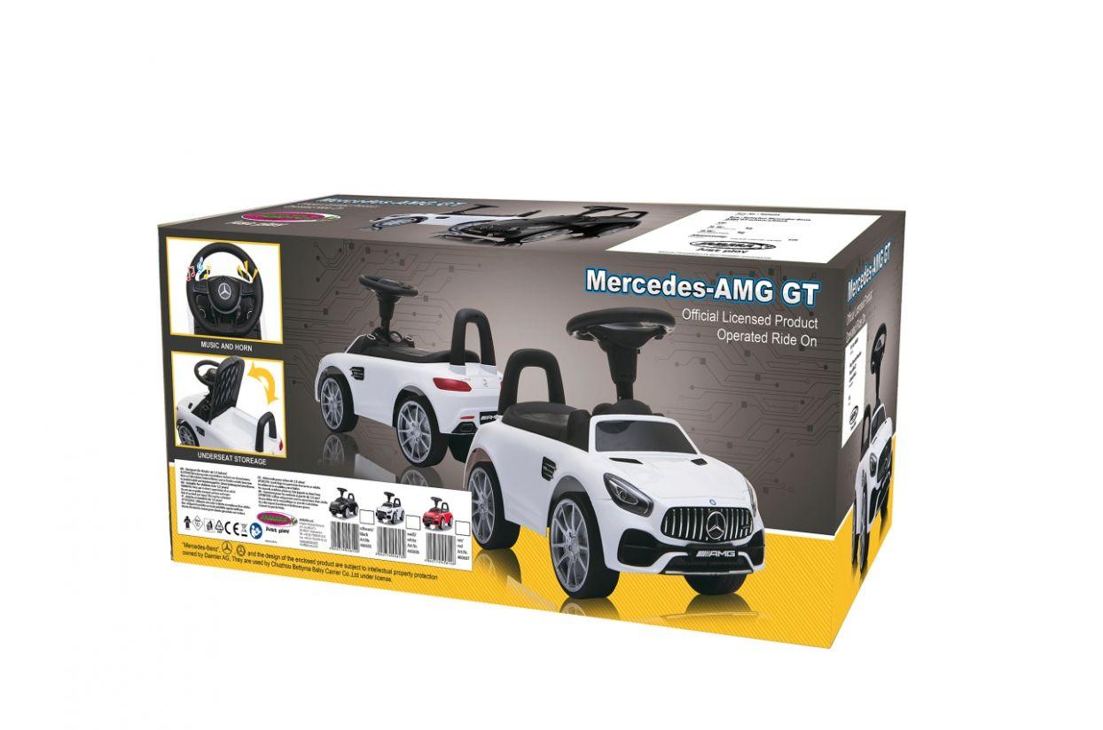 Jamara - Rutscher Mercedes-Benz AMG GT, rot als Spielware