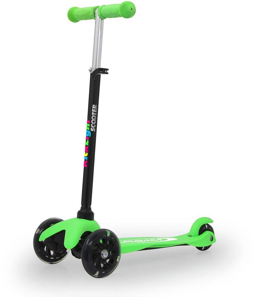 Jamara - KickLight Scooter grün als Spielware