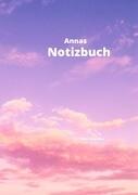 Annas Notizbuch