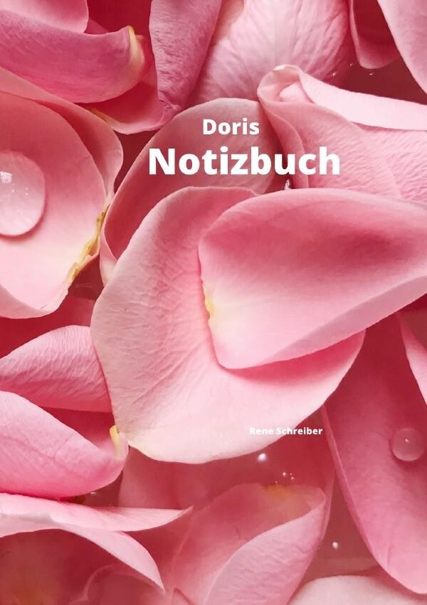Doris Notizbuch als Buch (kartoniert)