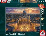 Schmidt Spiele - Puzzle - Vatikan, 1000 Teile