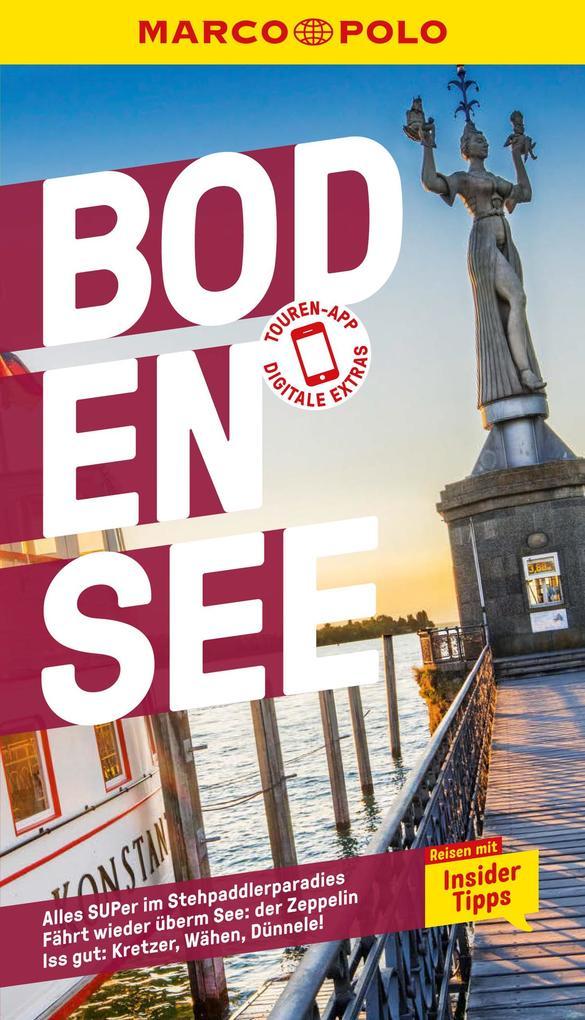 MARCO POLO Reiseführer Bodensee als eBook pdf