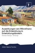 Auswirkungen von Mikrofinanz auf die Entwicklung in Entwicklungsländern