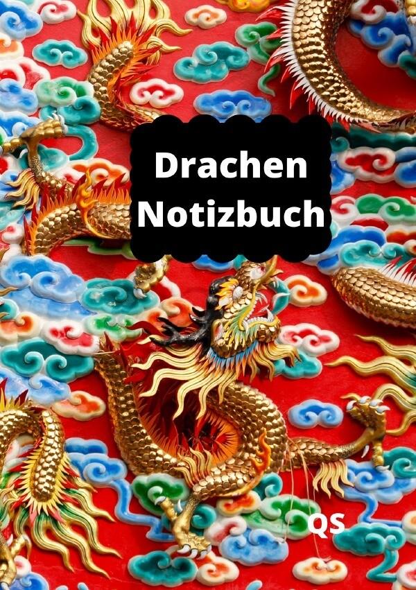 Drachen Notizbuch als Buch (kartoniert)