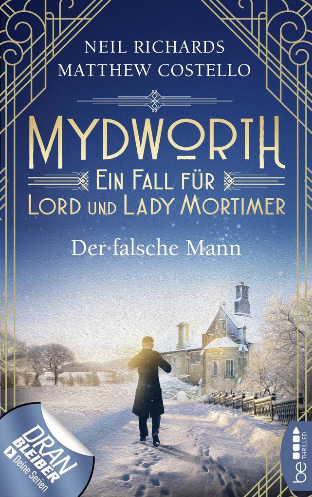 Mydworth - Der falsche Mann als eBook epub