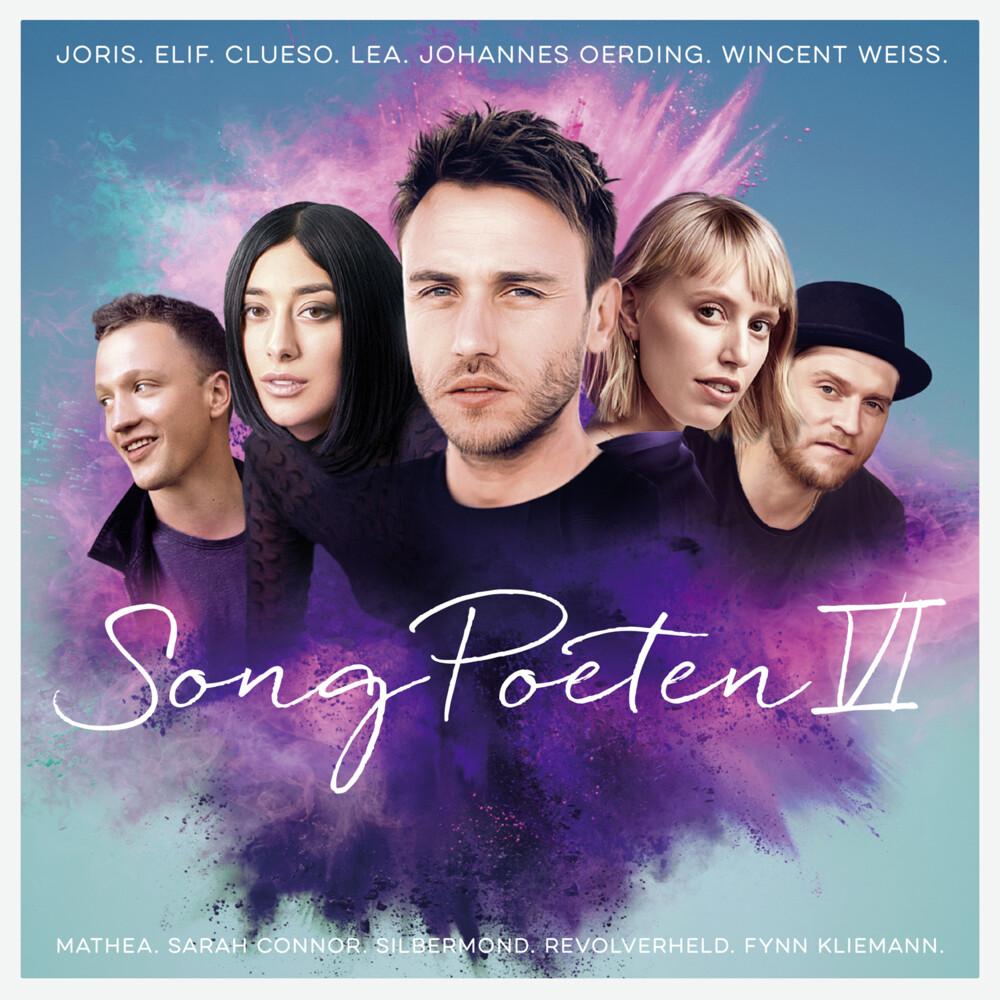 Songpoeten VI als CD