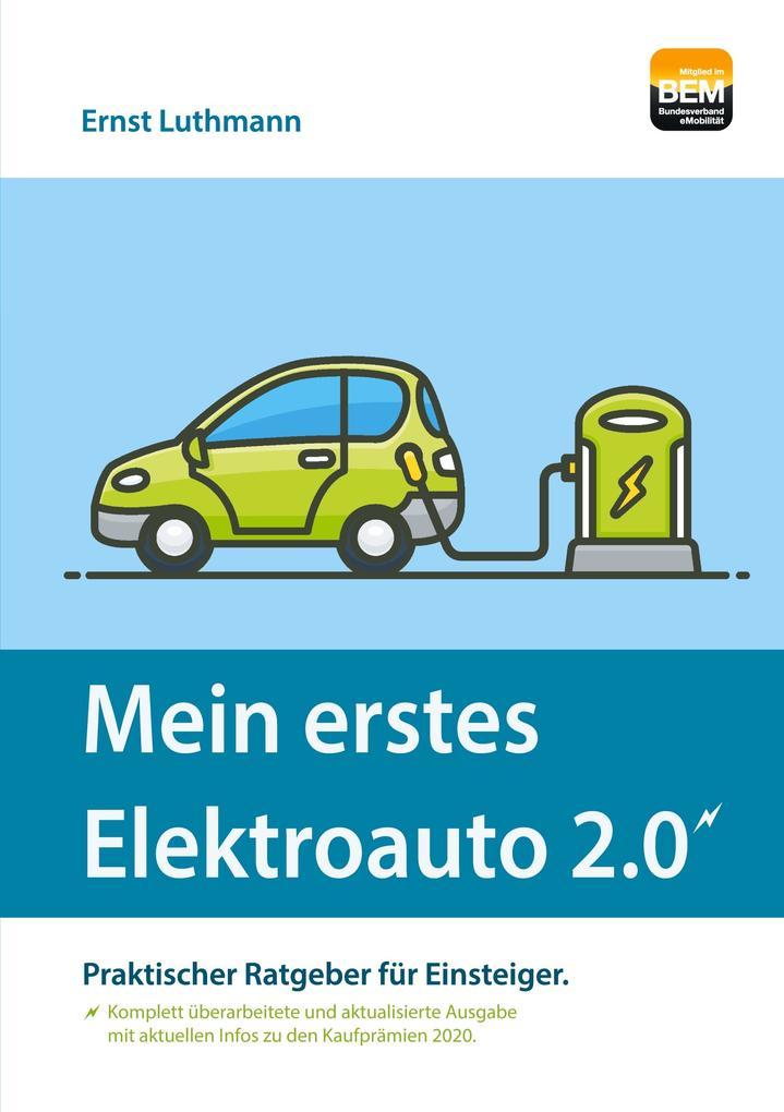 Mein erstes Elektroauto 2.0 als Buch (kartoniert)