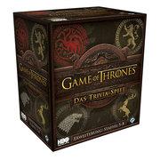 Asmodee FFGD0171 - Game of Thrones: Das Trivia-Spiel, Episode 5-8, Erweiterung, Experten-Spiel