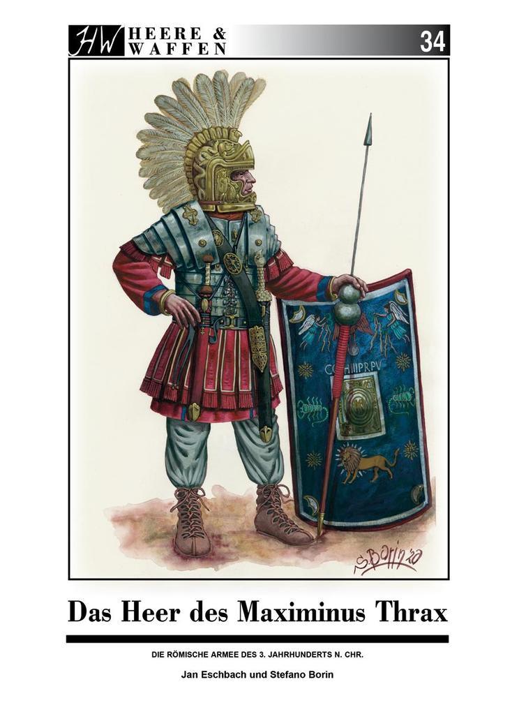Das Heer des Maximinus Thrax als Taschenbuch