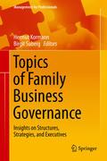 Topics of Family Business Governance