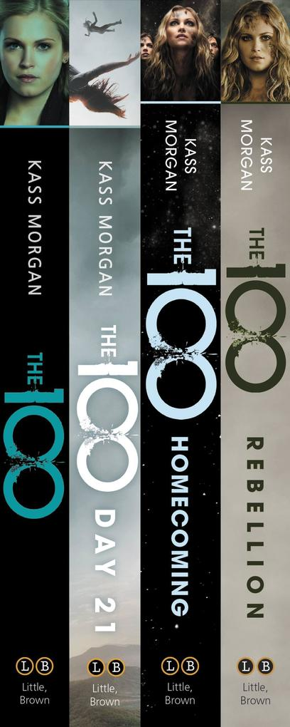 The 100 Complete Boxed Set als eBook epub