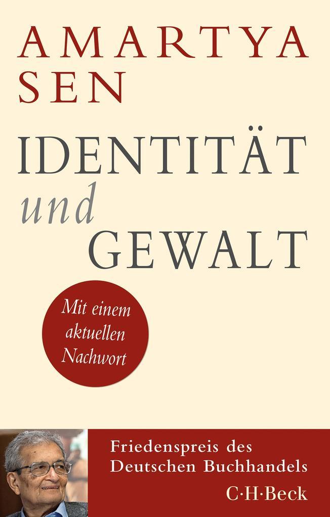 Identität und Gewalt als Taschenbuch