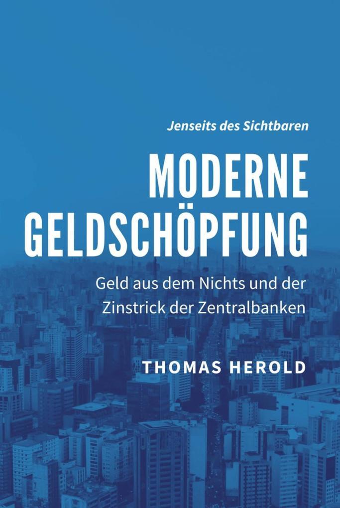 Moderne Geldschöpfung als eBook epub
