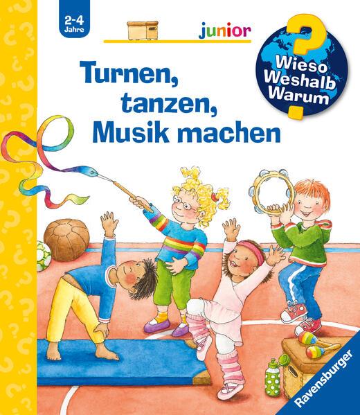 Turnen, tanzen, Musik machen als Buch (kartoniert)