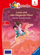 Leserabe - 1. Lesestufe: Luna und das fliegende Pferd