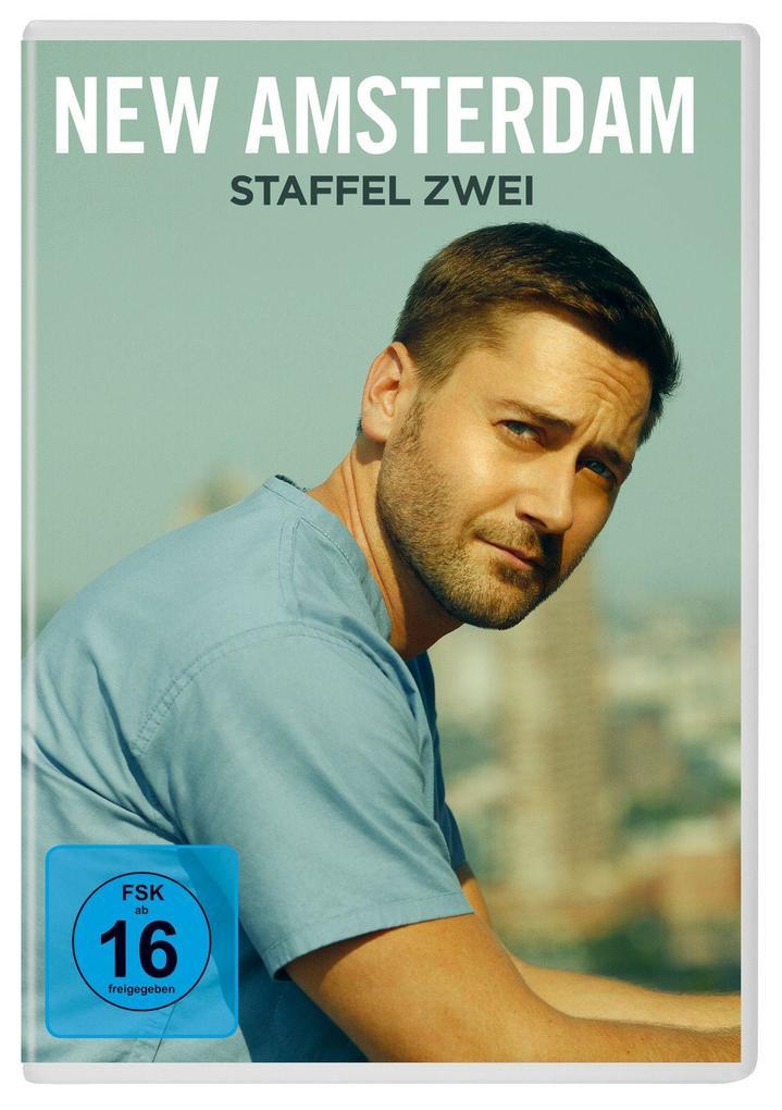 New Amsterdam - Staffel 2 als DVD