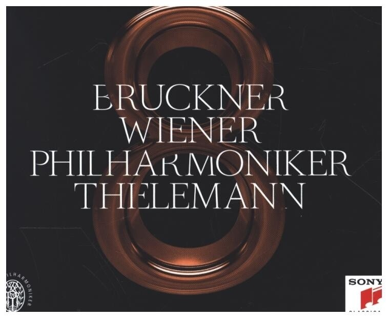 Bruckner: Symphony No. 8 in C Minor, WAB 108 (Edition Haas) als CD