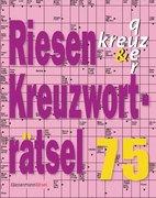 Riesen-Kreuzworträtsel. .75