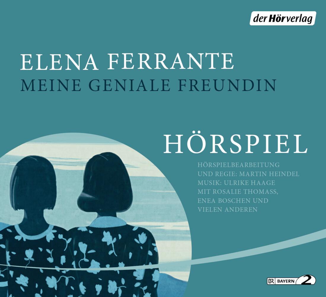 Meine geniale Freundin - Das Hörspiel als Hörbuch CD