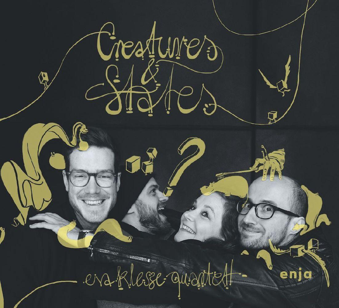 Creatures & States als CD