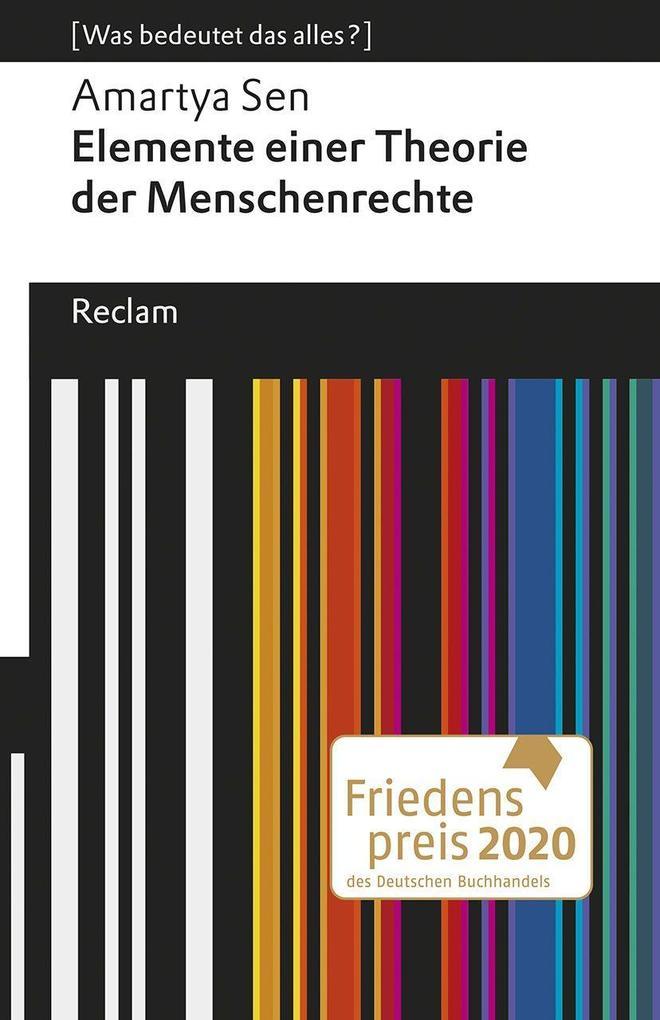 Elemente einer Theorie der Menschenrechte als Buch (gebunden)