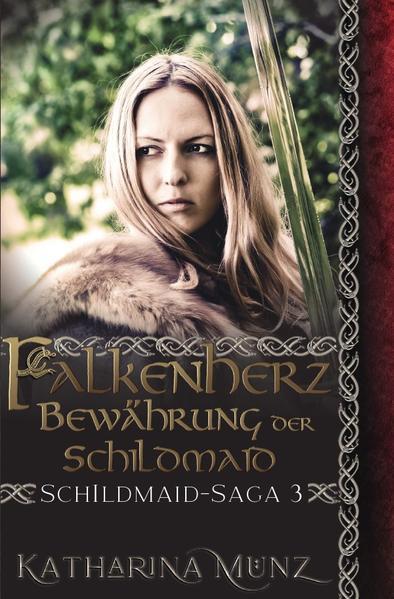 Falkenherz - Bewährung der Schildmaid als Buch (kartoniert)