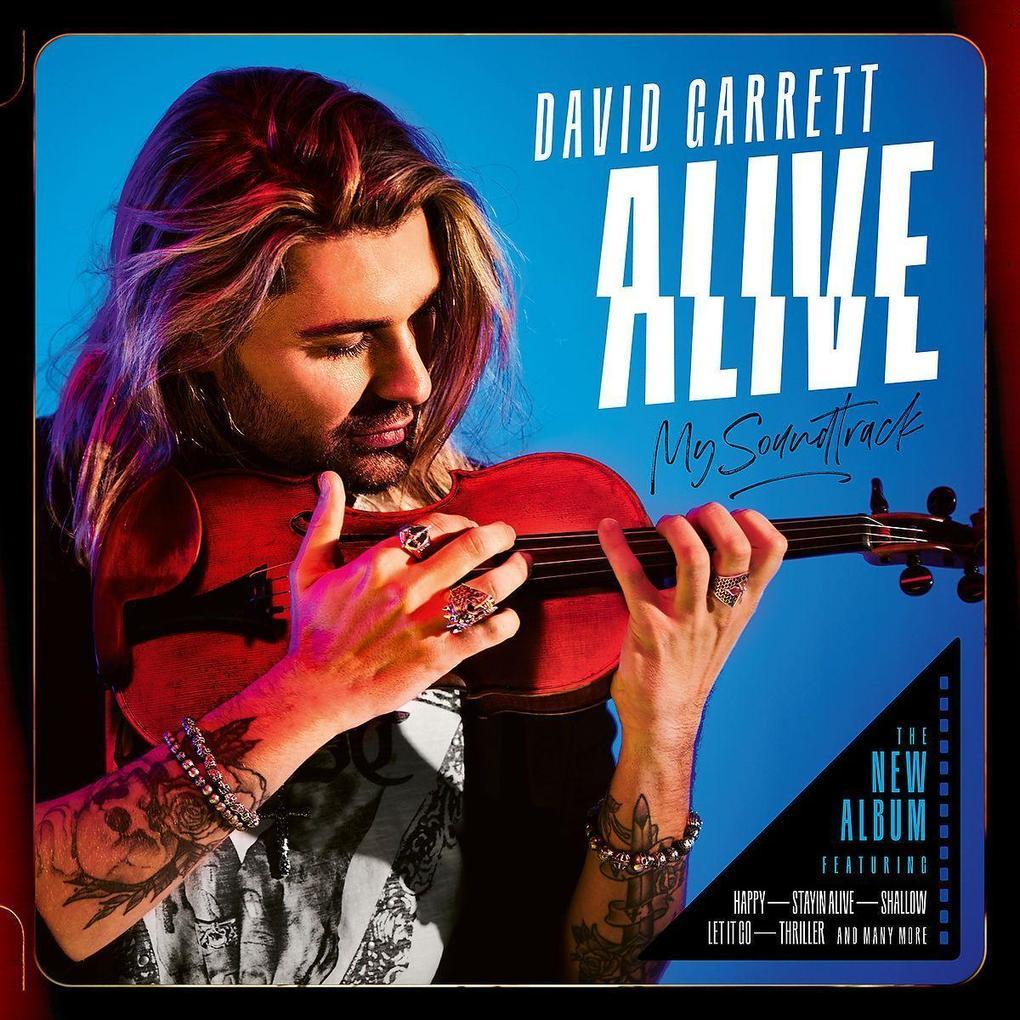 Alive - My Soundtrack als CD