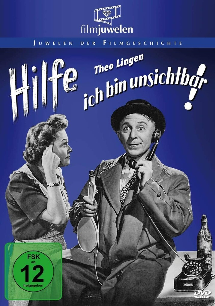 Hilfe, ich bin unsichtbar (DVD), Inge Landgut, Fita