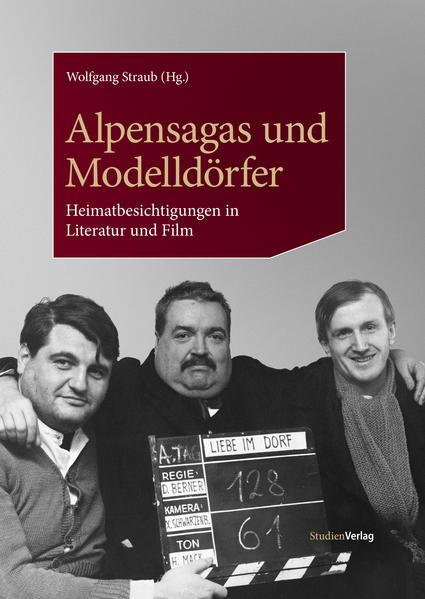 Alpensagas und Modelldörfer als Buch (kartoniert)