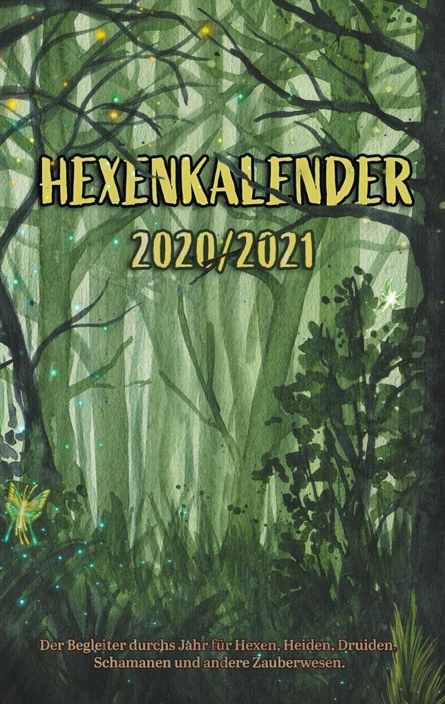 Hexenkalender 2020/2021 (Taschenbuch) als Buch (kartoniert)