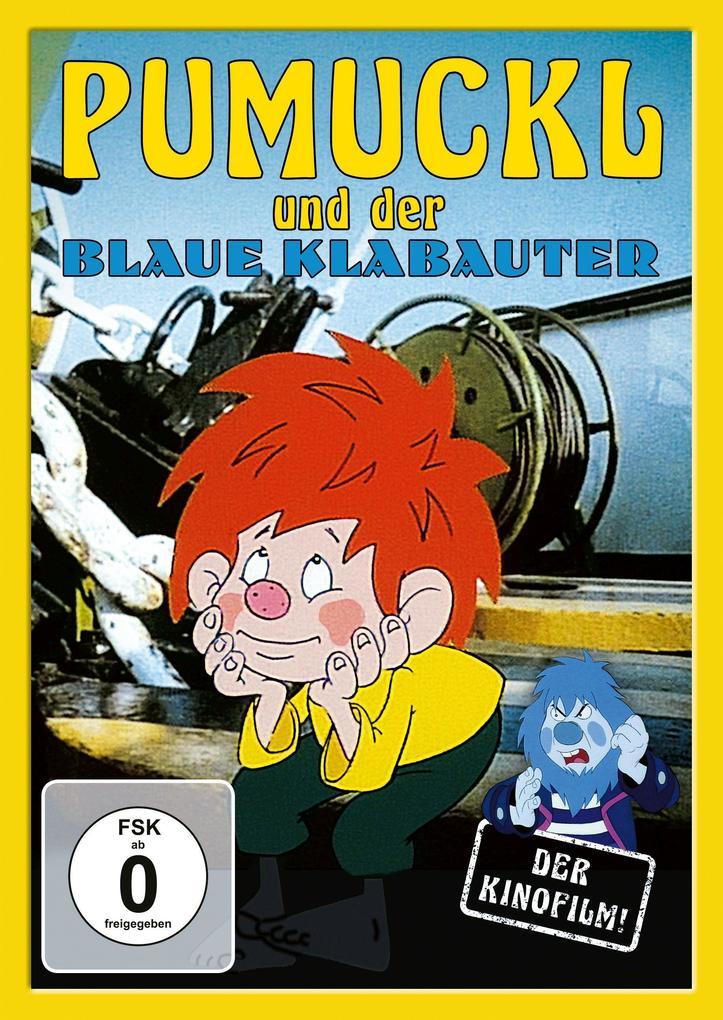 Pumuckl und der blaue Klabauter - der Kinofilm als DVD