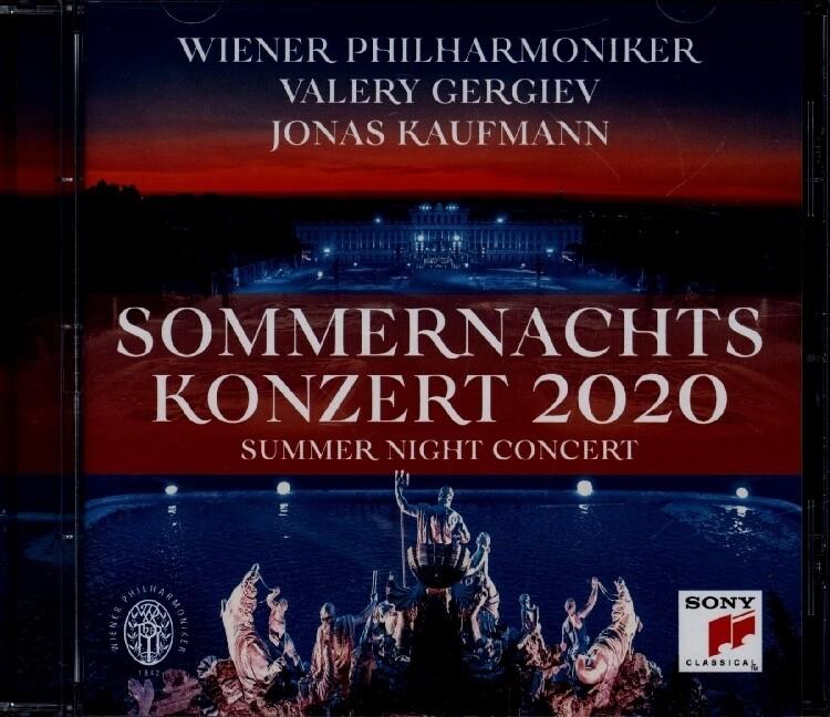 Sommernachtskonzert 2020 / Summer Night Concert 2020 als CD