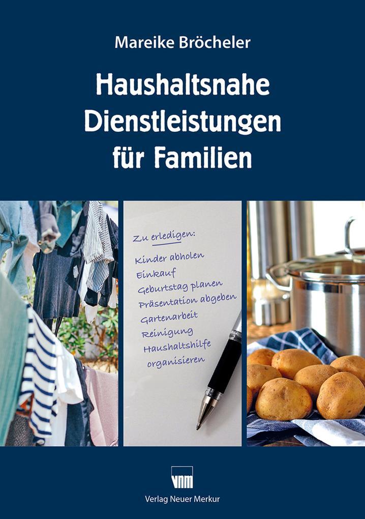 Haushaltsnahe Dienstleistungen für Familien als eBook epub