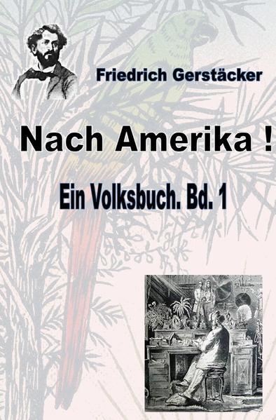 Nach Amerika! Bd. 1 als Buch (kartoniert)