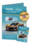 SimKfz EFA6.1 - Version 2021 - Einzellizenz Freischaltcode auf Keycard