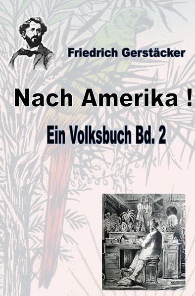 Nach Amerika! Bd. 2 als Buch (kartoniert)