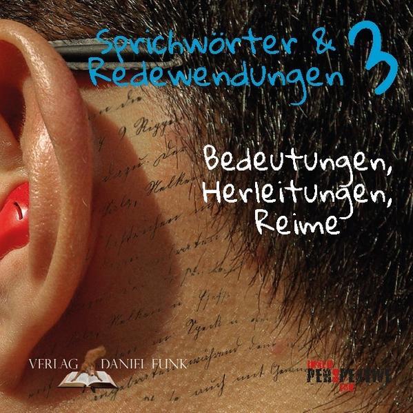 Sprichwörter und Redewendungen 3 als Buch (geheftet)