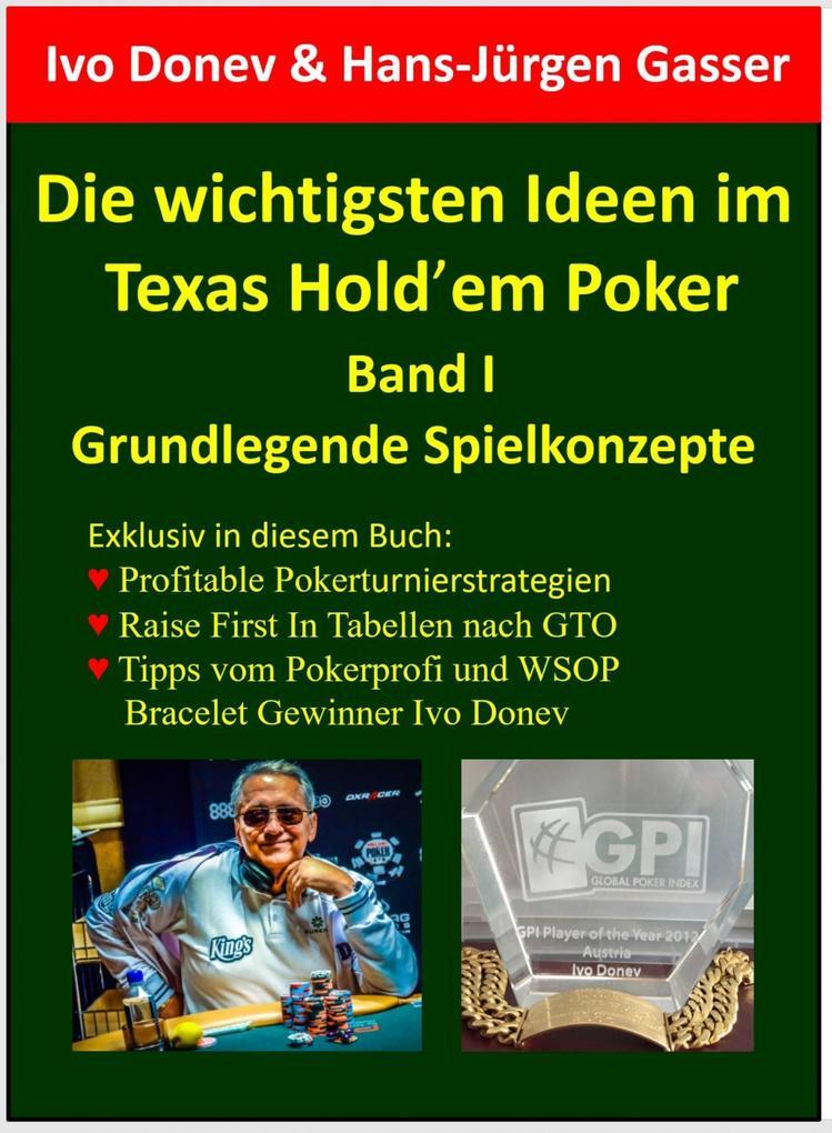 Die wichtigsten Ideen im Texas Hold'em Poker als eBook epub