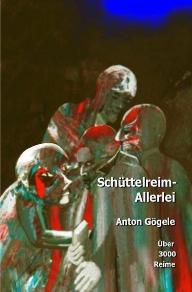 Schüttelreim-Allerlei als Buch (kartoniert)