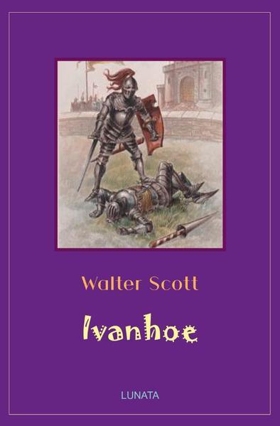 Ivanhoe als Buch (kartoniert)