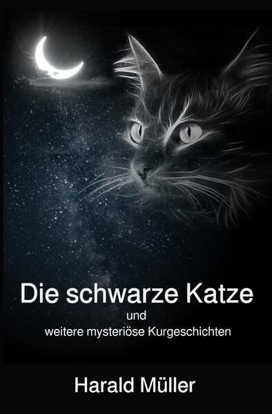 Die schwarze Katze und weitere mysteriöse Kurzgeschichten als Buch (kartoniert)