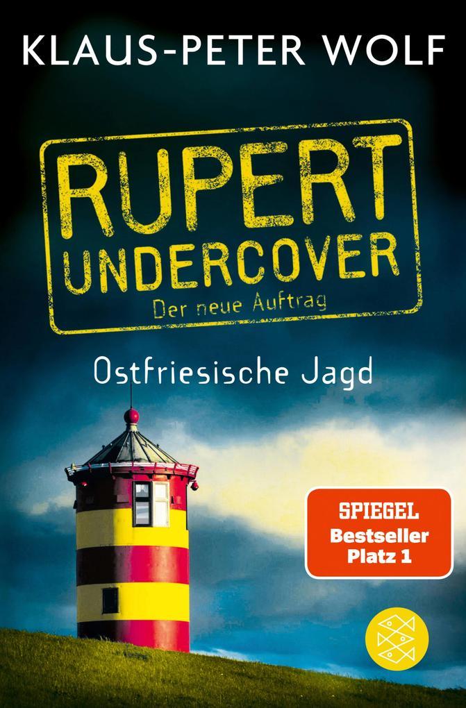 Rupert undercover - Ostfriesische Jagd als eBook epub