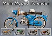 Mein Moped Kalender (Wandkalender 2021 DIN A4 quer)