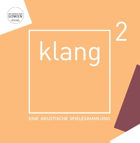 klang² - Buchbinder Edition als Spielware